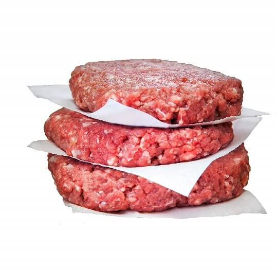 Raw Ground Meat Cooking Time & Temperature